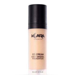Klara Cosmetics 8in1 CC Cream