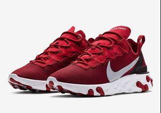 Nike Element React 55 Red
