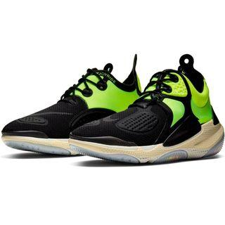 Nike Joyride CC3 black neon green