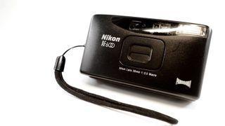 Nikon AF600 底片傻瓜相機