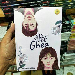 Novel Abi Ghea