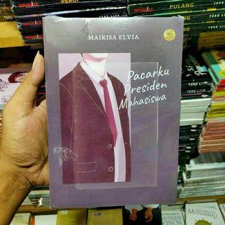 Novel Pacarku Presiden Mahasiswa