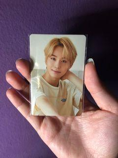 official pc jungwoo bene summer vacation
