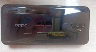 Oppo A5 2020 4/128gb warna hitam