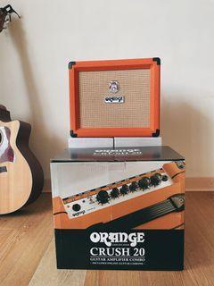 Orange 電吉他 音箱 20瓦