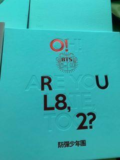 O!RUL8,2? unsealed album