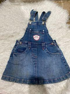 Overal jeans