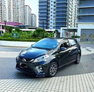 Perodua myvi sambung