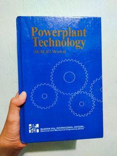 Powerplant Technology by MM El-Wakil   Hardbound