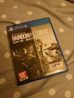 PS4 R6