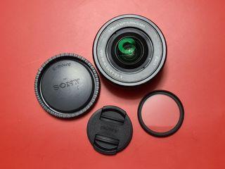 Sony E 16-50mm SELP1650 3.5-5.6 Kit Lens Power Zoom Alpha a6000 a6100 a6300 a6400 a6500 a6600 16-50 lens