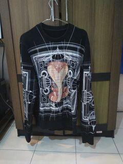 Sweater snake Givenchy Kw Wuper