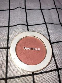 The saem腮紅