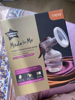 Tommee tippee Made for Me手動吸乳器