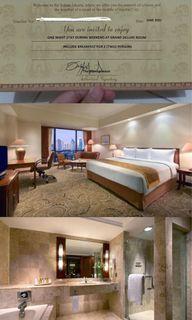 Voucher The S*ltan Hotel Jakarta Kamar Grand Deluxe