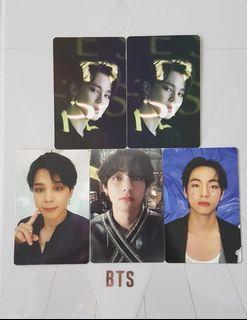 《WTS》 BTS MAP OF THE SOUL ON:E CONCEPT PHOTOBOOK PHOTOCARDS