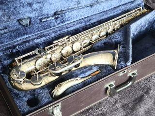 Yamaha YTS-62S Silver Tenor Early Vintage Saxophone 62 Sax FRESH REPAD and OVERHAUL with VIDEO