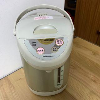 ZOJIRUSHI 象印 3公升 電動熱水瓶 CD-EPK
