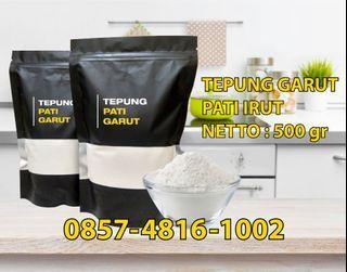 0857-4816-1002 Jual Tepung Pati Garut Irut Di Jombang
