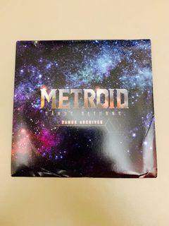 3DS Metriod Samus Return Samus Archives (OST)