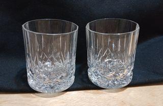 水晶玻璃威士忌杯
