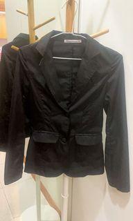 [全新]黑色西裝外套