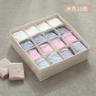 內衣褲收納盒(布質)