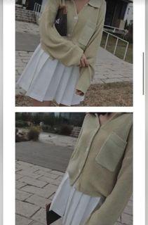 Chence co針織外套