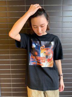 美牌 CHARI & CO 柴犬 短袖T恤(M號)BEAMS購入