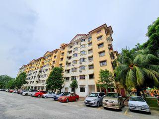 Apartment Carlina Seksyen 5 Kota Damansara Block D Level 2 Tenanted