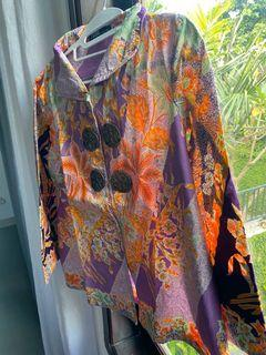 Atasan Blouse Batik