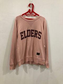 Baju elders bisa jadi outer bagus pink