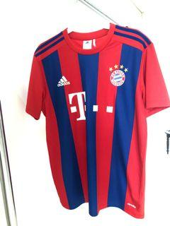 Bayern Munchen shirts (original Adidas)