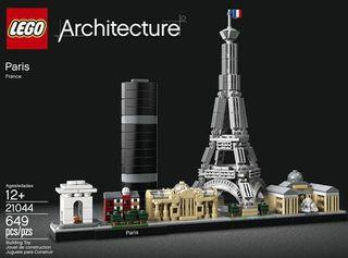 BNIB LEGO Paris