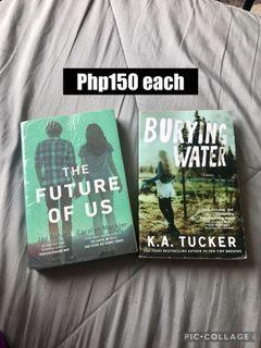Books at Php150 each