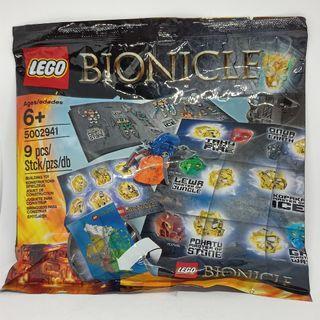 Brand New Lego 5002941 Polybag Bionicle Hero Pack
