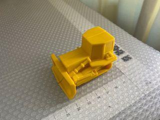 Bull dozer toy