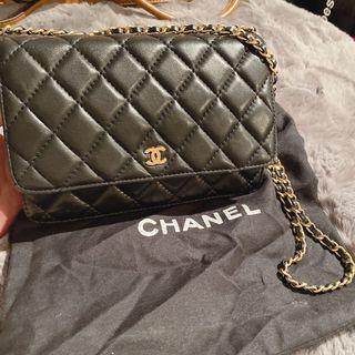 Chanel non-authentic Woc bag
