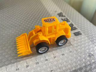 Construction bull dozer toy 1