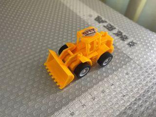 Construction bull dozer toy 2