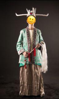 Cosplay古裝服飾 展演舞台戲