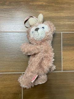 Disney bear doll bag 迪士尼 熊仔 毛公仔 手挽袋