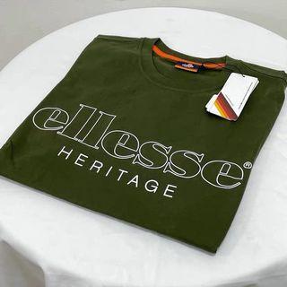 🇰🇷限定款Ellesse鏤空Logo短袖上衣#618