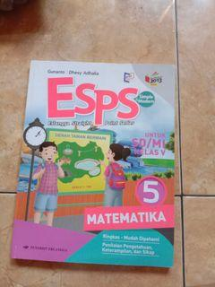 ESPS Matematika kelas 5