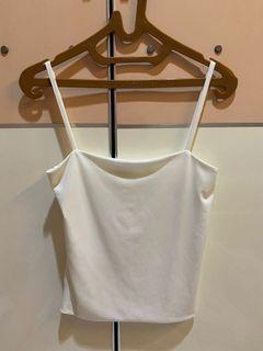 ever white tank top