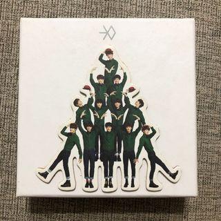 Exo 12月的奇蹟專輯