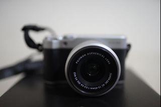 Fujifilm xa20 ex garansi resmi fullset