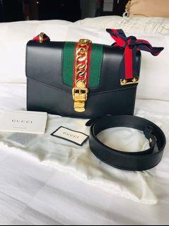 Gucci sylvie medium 2018
