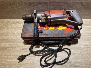 早期HITACHI電鑽 HITACHI電鑽 早期電鑽 插電電鑽 (只有正轉沒有辦法反轉)