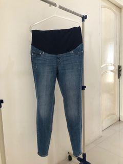H&M Maternity Jeans (super skinny high rib)